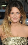 Mechas californianas Drew Barrymore