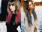 Inspiración puntas de colores 15