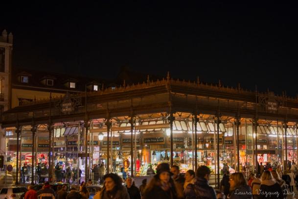 Exterior Mercado de San Miguel