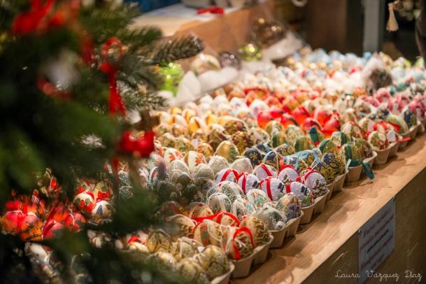 Huevos de chocolate en el Mercado de San Miguel