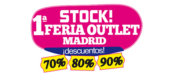Stock!Outlet Madrid