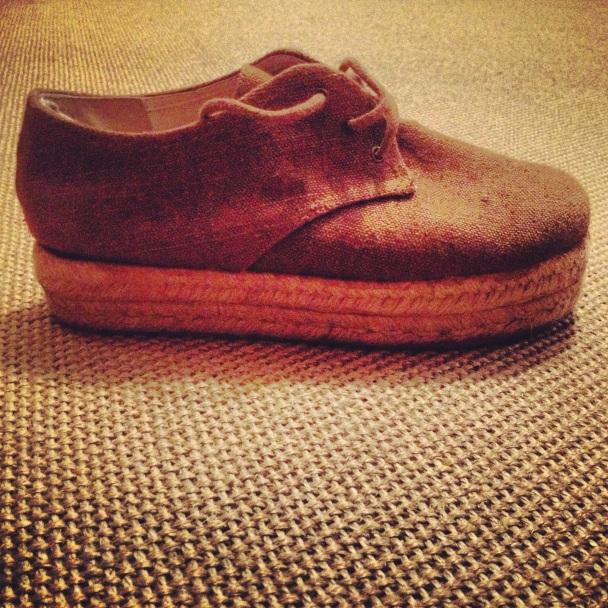 castañer zapatillas