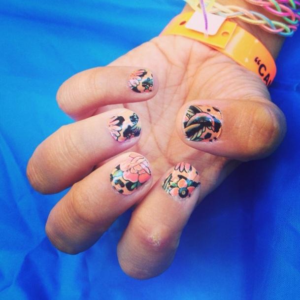 Iron Fist Nails