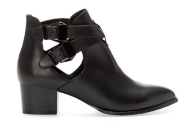 stradivarius cut out boots