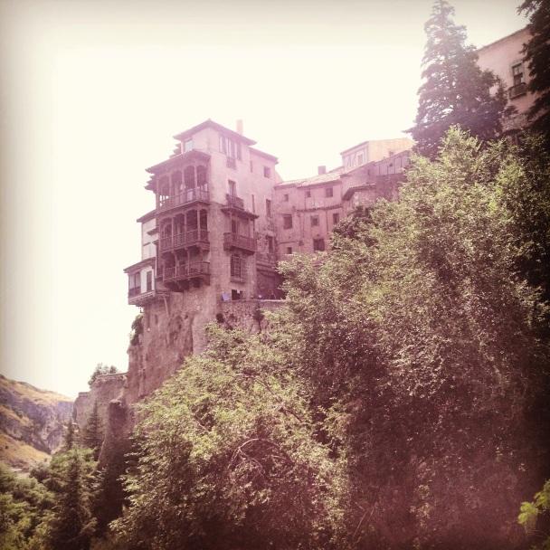 Casa colgante Cuenca