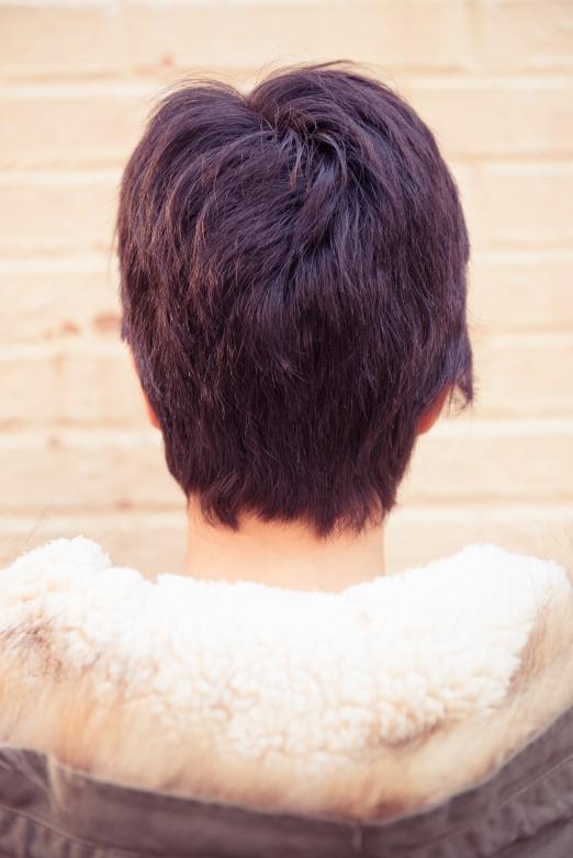 Corte de pelo corto-004