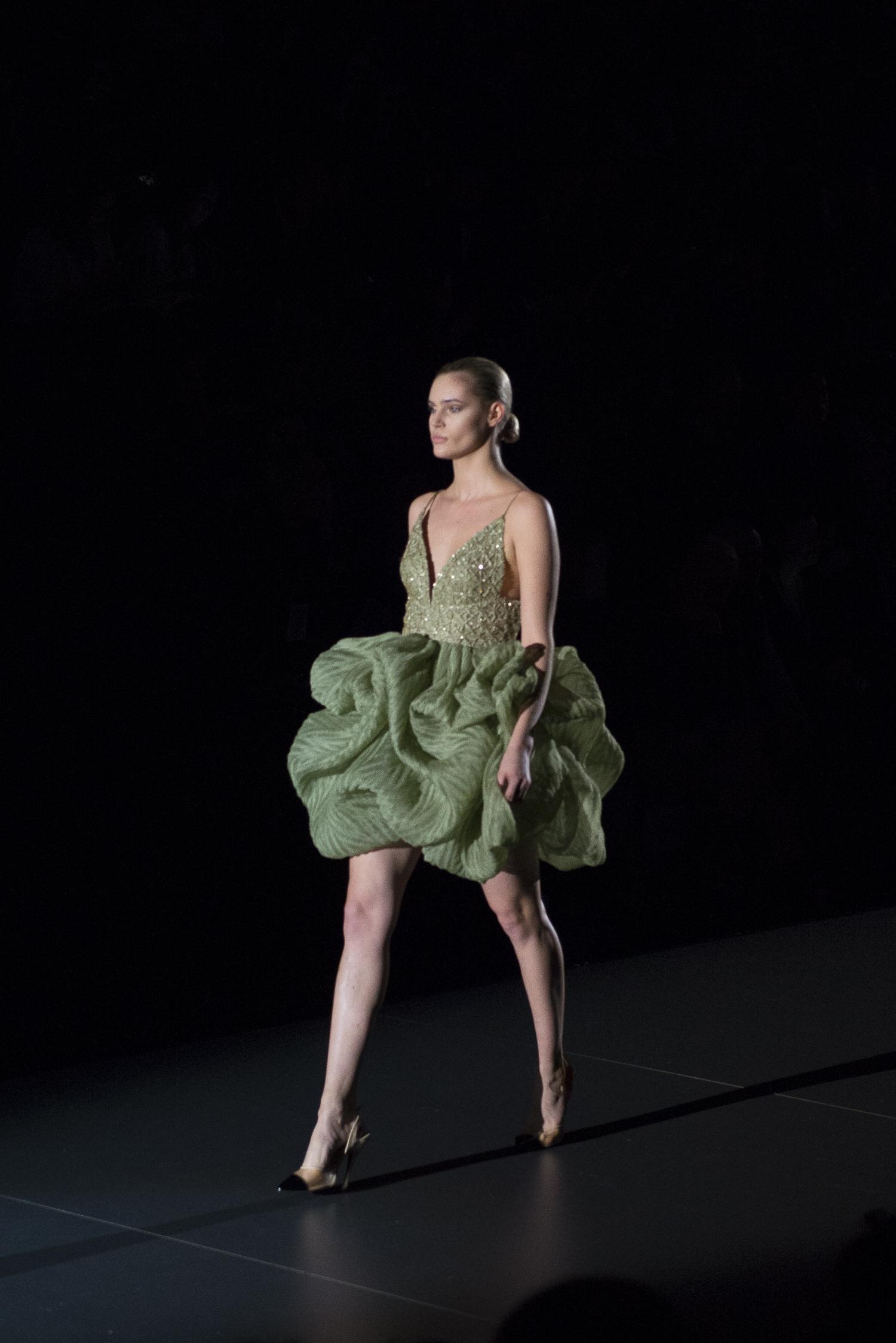 Mercedes Benz Fashion Week Madrid o cómo la pasarela ...