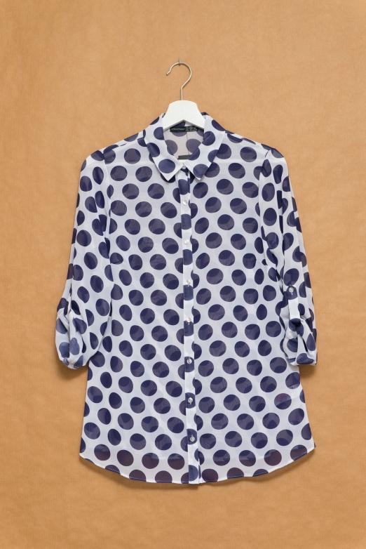 Primark camisa topos grandes-001
