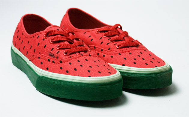 Vans 2009 watermelon